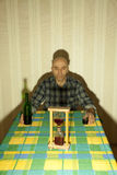Alcoólico Imagens de Stock Royalty Free