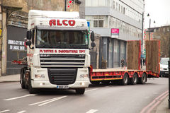 Alco truck Royalty Free Stock Photography