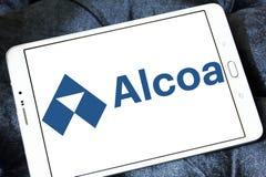Alcoa Korporation logo Arkivfoton