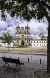 Alcobaçaklooster, Portugal Royalty-vrije Stock Afbeeldingen
