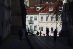 Alcobaça Portugal Lizenzfreies Stockfoto
