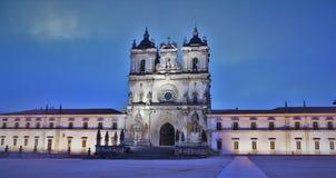 Alcobaça Kloster Lizenzfreies Stockfoto