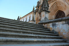 Alcobaça Monastery Royalty Free Stock Images