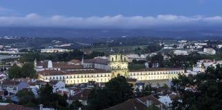Alcobaça Monastery, Portugal Royalty Free Stock Photo