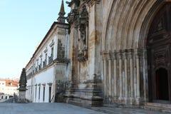 Alcobaça Monastery Stock Photo