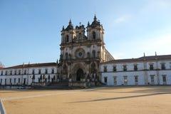 Alcobaça Monastery Royalty Free Stock Photography