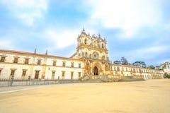 Alcobaca修道院葡萄牙 免版税库存图片