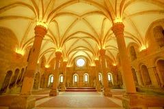 Alcobaca修道院餐厅 免版税库存照片