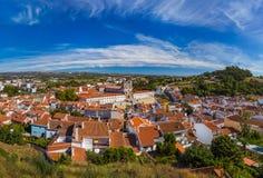 Alcobaca修道院-葡萄牙 免版税库存照片