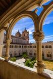 Alcobaca修道院-葡萄牙 库存照片