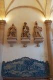 Alcobaca,葡萄牙,伊比利亚半岛,欧洲 免版税库存照片