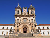 alcobaca monaster obraz royalty free