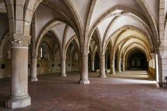 Alcobaca monasteru dormitorium Obraz Royalty Free