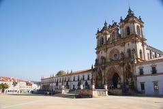 Alcobaca monastery Royalty Free Stock Image