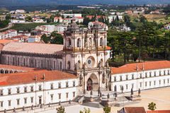 The Alcobaca Monastery Royalty Free Stock Images