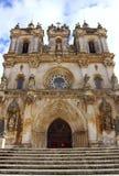Alcobaca Monastery, Alcobaca, Portugal Royalty Free Stock Photo
