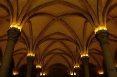 Alcobaca Monastery, Alcobaca, Portugal Stock Images