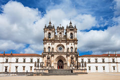 The Alcobaca Monastery Stock Images