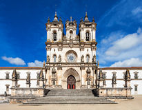 The Alcobaca Monastery Royalty Free Stock Image