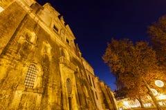 Alcobaca Monastery Stock Photos