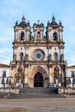 Alcobaca Monastery Stock Photography