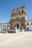 Alcobaca monastery, Portugal Stock Images