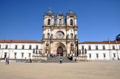 Alcobaca Monastery, Portugal Royalty Free Stock Image