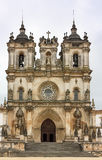 Alcobaca Monastery, Portugal Stock Image