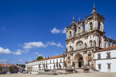 Alcobaca Monastery Stock Image