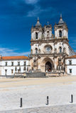 The Alcobaca monastery is a Unesco site in Portugal Stock Photos