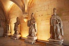 Alcobaca, Portugalia, Iberyjski półwysep, Europa fotografia royalty free