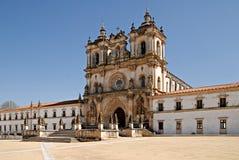 alcobacakloster portugal Royaltyfri Fotografi