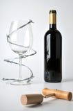 Alcohol stock fotografie