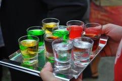 Alcohol imagen de archivo libre de regalías