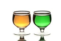 Alcohol. Stock Photos