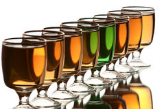 Alcohol. Stock Image