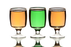 Alcohol. Royalty Free Stock Photo