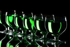Alcohol. imagenes de archivo