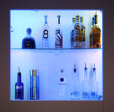 Alcohol Foto de archivo libre de regalías