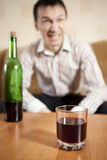 Alcohol. Stock Photography