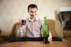Alcohol. Royalty Free Stock Photography