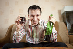 Alcohol. Stock Photo