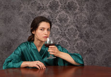 Alcohol Abuse Stock Images