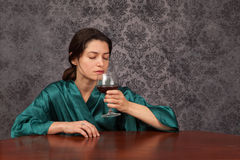 Alcohol Abuse Royalty Free Stock Images
