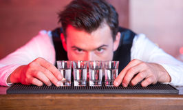 Alcohol Stock Image