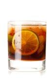 Alcohol cocktail collection - Cuba Libre Royalty Free Stock Photos