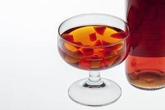 Alcohol de la bebida Imagen de archivo libre de regalías