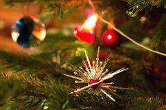 Alcohol de la Navidad? con Santa y Noel Fotografía de archivo libre de regalías