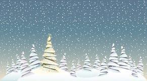 Alcohol de la Navidad? con Santa y Noel Foto de archivo libre de regalías
