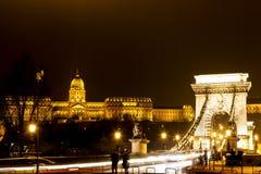 Alcohol de la Navidad en Budapest Fotos de archivo libres de regalías